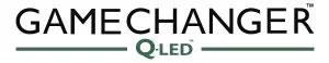 Q LED GameChanger Logo